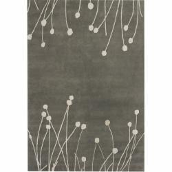 nuLOOM Handmade Luna New Zealand Wool Rug (8'3