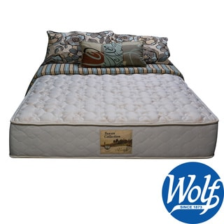 Sleep Accents Illusion Plush  11-inch Twin-size Mattress