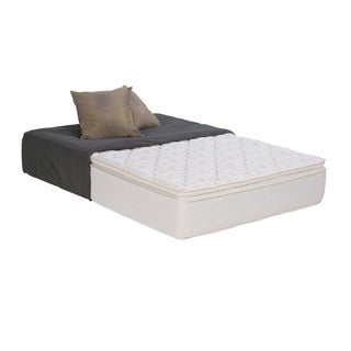 Sleep Accents Illusion Plush Pillowtop Twin-size Mattress