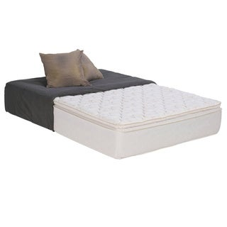Sleep Accents Illusion Plush Pillowtop 12-inch Full-size Mattress