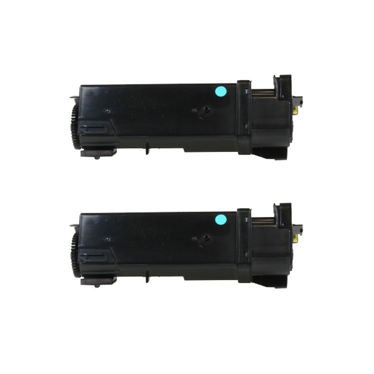 Dell 1320 1320C 310-9060 Compatible Cyan Toner Cartridges (Pack of 2)