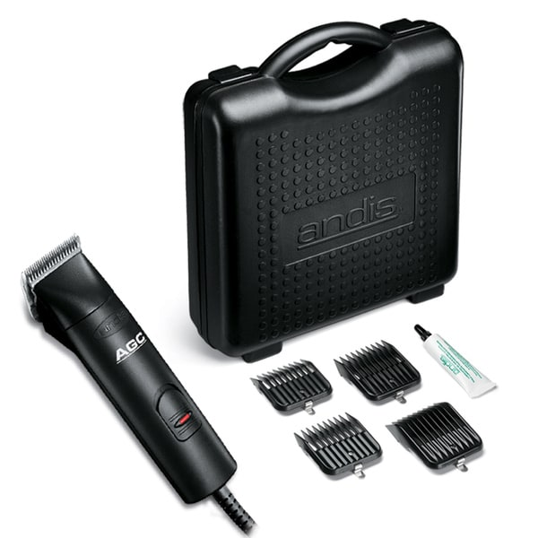Andis Company Pet ProClip AGC Black Heavy-duty Pet Clipper Kit