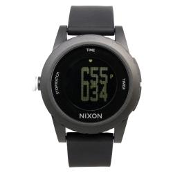 Nixon Men's Gray Genie Watch