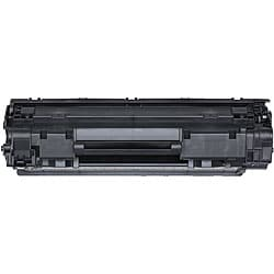 Canon 125 Compatible Black Nonrefillable Laser Toner Cartridge (1)