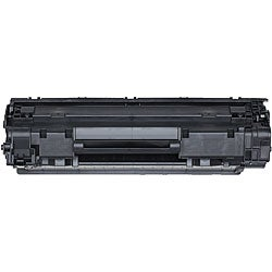 Canon 125 Compatible Black Nonrefillable Laser Toner Cartridge