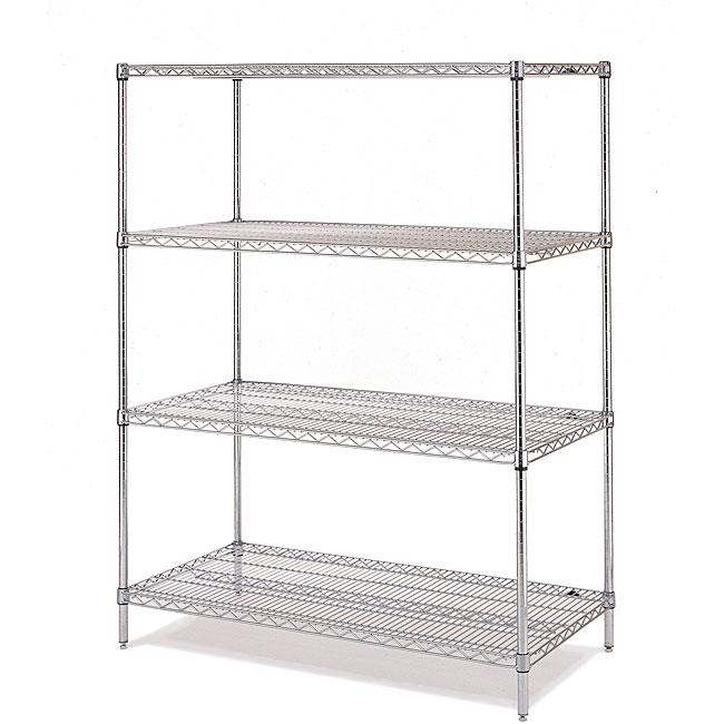 Olympic 4-shelf Starter Shelving Unit
