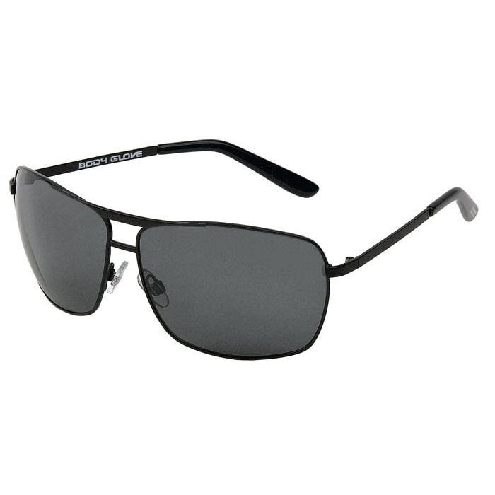 Body Glove Men's 'Edgewater' Polarized Aviator Sunglasses