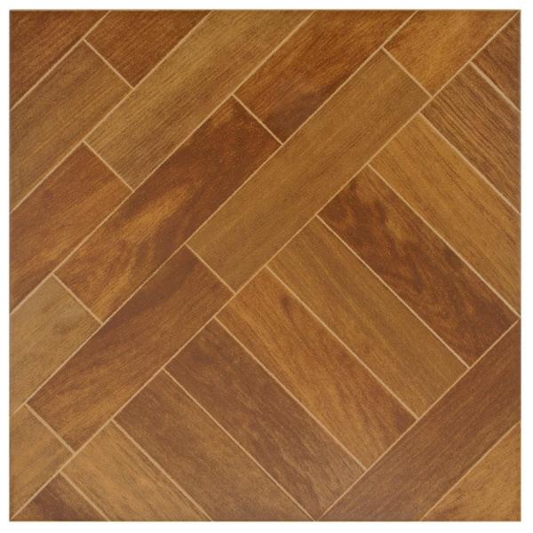 SomerTile Techwood Regia Porcelain Floor and Wall Tiles (Case of 11)