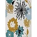 Handmade Sabrina Lamb's Wool Rug (5' x 8')