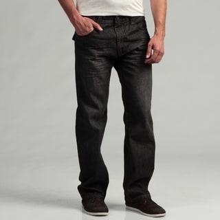 Southpole Men's Black Sand Denim Jeans
