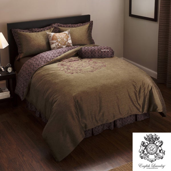 English Laundry Cheadle 6-piece Duvet Cover Set