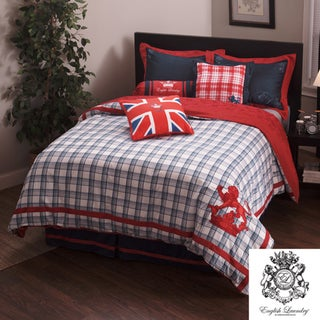 English Laundry 7-piece Stockport Duvet Cover Set