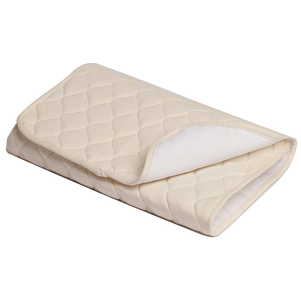 ABC Organic Quilted Mattress Pad Overstock