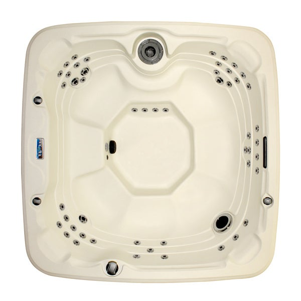 Lifesmart LS 600DX Rock Solid 7-person Spa with 65 Jets