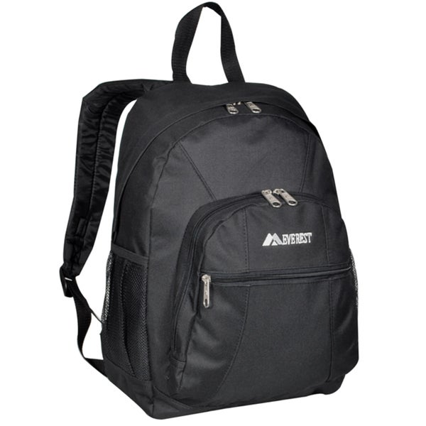 Everest 16.5-inch Dual Mesh Pocket Backpack