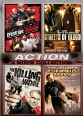 Endgame/Streets of Blood/Columbus Day/The Killing Machine (DVD)