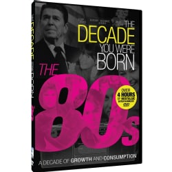 The Decade You Were Born: 1980s (DVD)