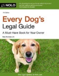 Every Dog's Legal Guide: A Must-Have Book for Your Owner (Paperback)
