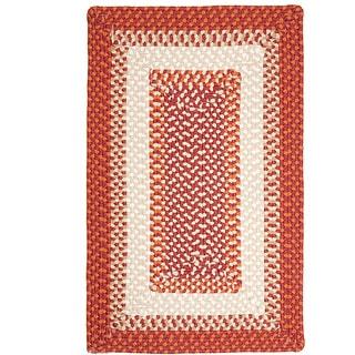 Color Market Sangria Accent Rug (2' x 3')