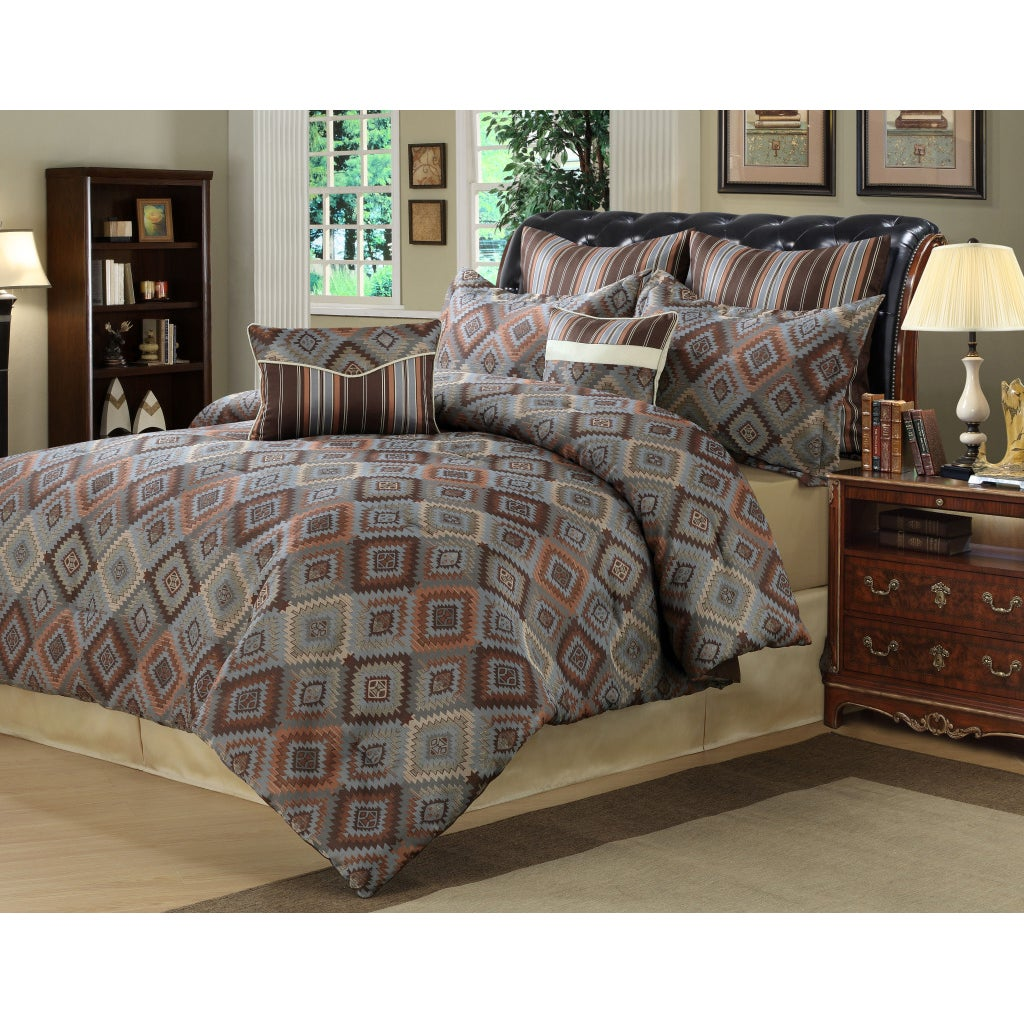 Tulsa 8-piece Comforter Set