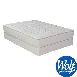 Sleep Accents Renewal Queen-size Mattress / Foundation Set