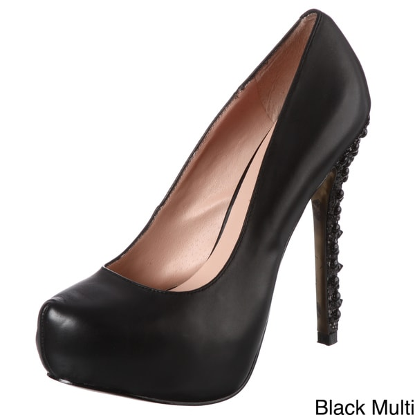 Betsey Johnson Women's 'Veeraa' Studded Heels FINAL SALE
