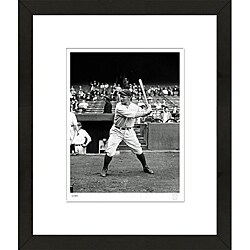 RetroGraphics Lou Gehrig Framed Sports Photo