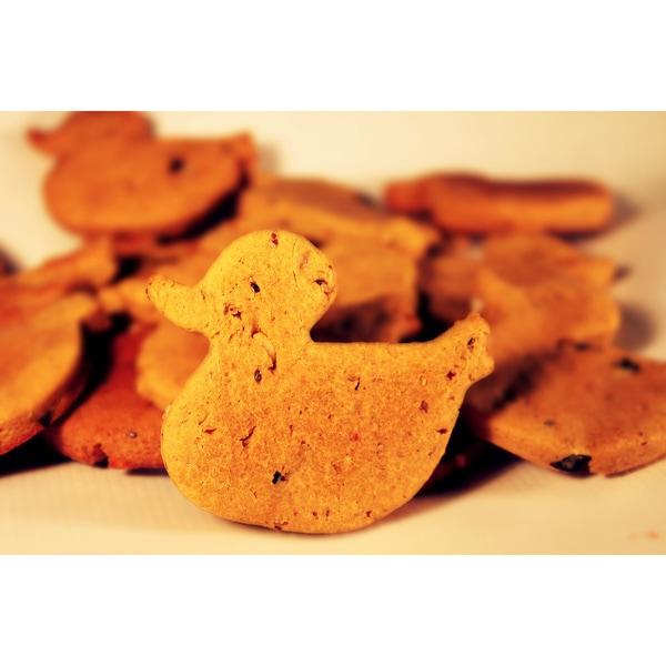 Bone Bons Organic Liver Chip Cookies