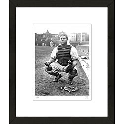 RetroGraphics Roy Campanella Framed Sports Photo