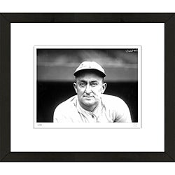 RetroGraphics Ty Cobb Framed Sports Photo