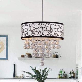 Crystal Polka Pendant Lamp