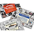 Collectible Newspaper Crossword Puzzles, Baby Boomers, and Woodstock Gift Set