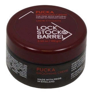 Lock Stock & Barrel Pucka 3.53-ounce Grooming Creme