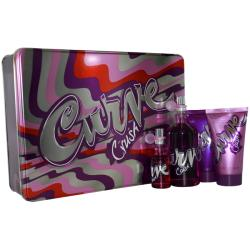 Liz Claiborne 'Curve Crush' Women's 4-piece Gift Set