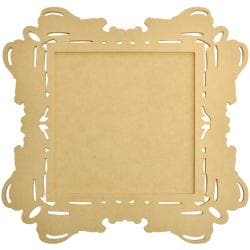 Beyond The Page MDF Square Ornate Frame