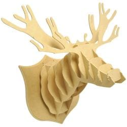 Beyond The Page MDF Dimensional Deer Head