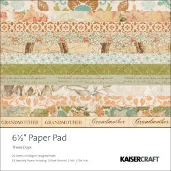 These Days Paper Pad 6.5