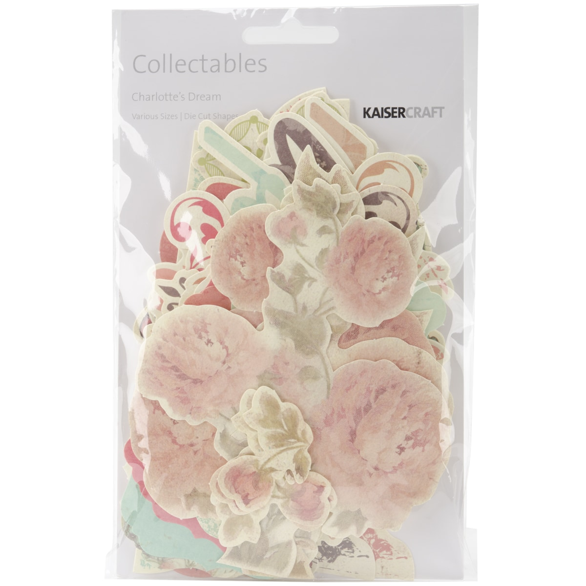 Charlotte's Dream Collectables Cardstock Die-Cuts 46/Pkg