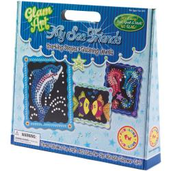 Do-A-Dot Glam Art Kit-My Sea Friends