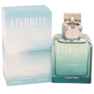 Calvin Klein 'Eternity Summer' Men's 3.4-ounce Eau de Toilette Spray