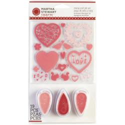 Martha Stewart Stamp and Ink Set