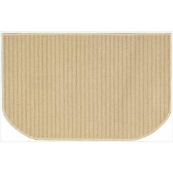 Nourison Essentials Stripe Beige Rug (2'6 x 1'7)