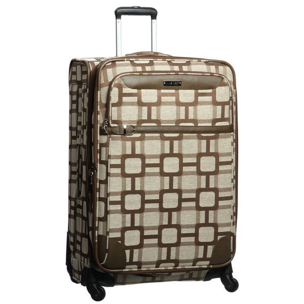 Nine West Super Sign 28-inch Expandable Spinner Upright Suitcase