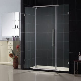 DreamLine Vitreo Frameless Pivot Shower Door