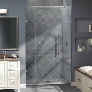 DreamLine Vitreo 46.125x76-inch Frameless Pivot Shower Door