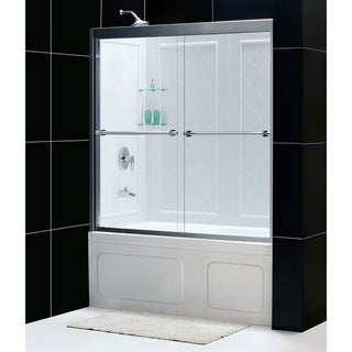 DreamLine Tub Door and Backwall Set