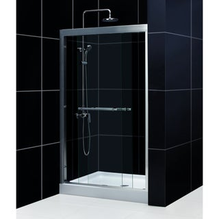DreamLine Duet Chrome Finish Shower Kit