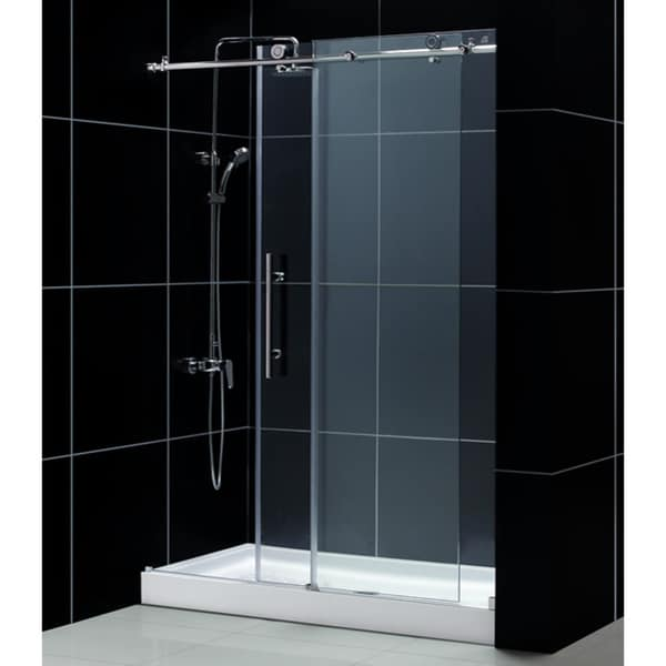 Enigma-X 32x60-inch Shower Base Amazon Tub To Shower Kit