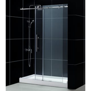 Enigma-X 36x60-inch Shower Base Amazon Tub To Shower Kit