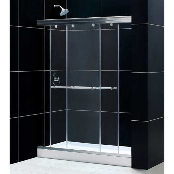 Charisma Shower Door 30x60-inch Amazon Tub To Shower Kit